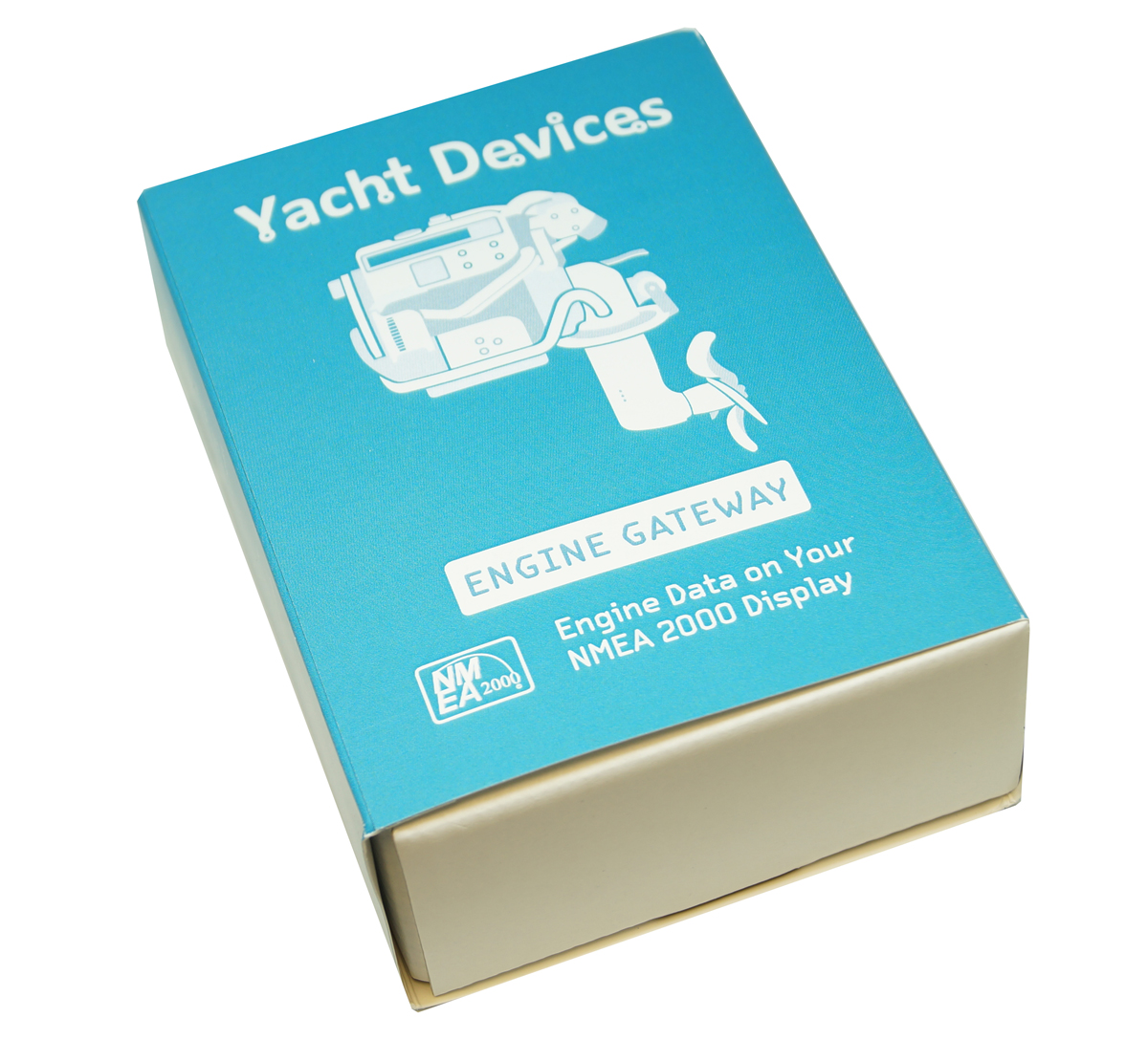 Yacht Devices Engine Gateway SeaTalk NG YDEG-04R